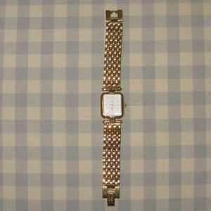 Vintage Givenchy Gold Tone Watch